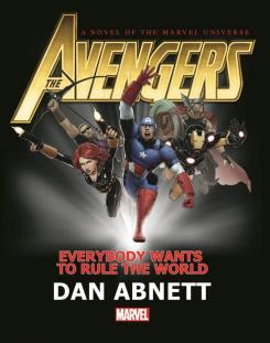 Portada de The Avengers: Everyone Wants to Rule the World