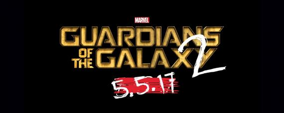 Logo de la película Guardians of the Galaxy (2017)