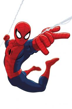 Ultimate Spider-Man Adventures 1