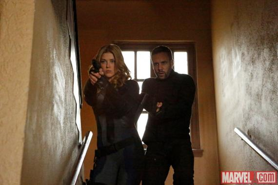 Imagen del episodio 2x10: What They Become, de la serie Marvel's Agents of S.H.I.E.L.D. (2014)