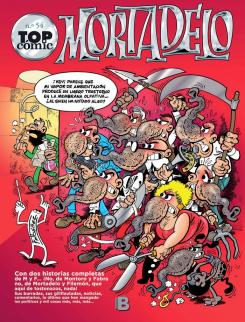 Top Cómic nº 54 Mortadelo. La litrona�