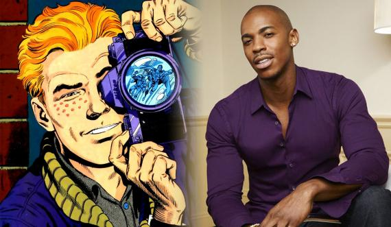 Mehcad Brooks es Jimmy Olsen en Supergirl
