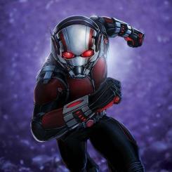 Arte conceptual de Ant-Man (2015)