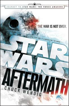 Portada del libro Star Wars: Aftermath