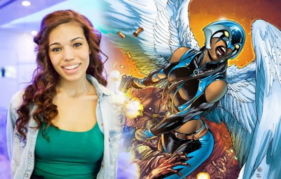 Ciara Renée se une al spin-off de Arrow y The Flash como Hawkgirl