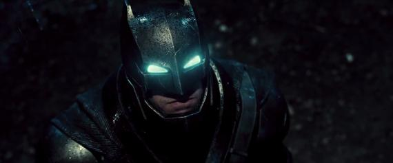 Captura del primer trailer de Batman v Superman: Dawn of Justice (2016)