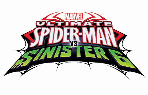 Logo de Ultimate Spider-Man vs. The Sinister 6, cuarta temporada de Ultimate Spider-Man