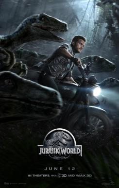 Póster de Jurassic World (2015)