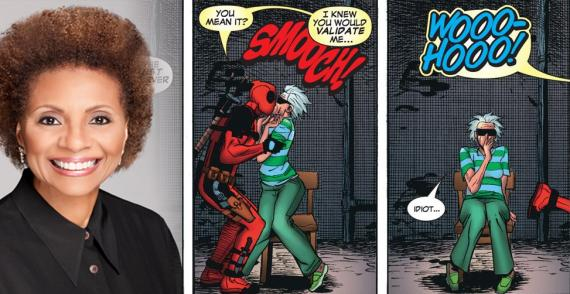 Leslie Uggams es Blind Al / Althea en Deadpool (2016)