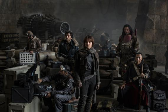 Imagen del reparto de Rogue One: A Star Wars Story (2016)