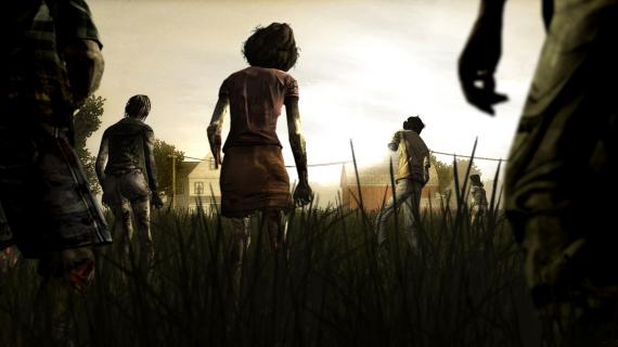 Imagen del videojuego The Walking Dead (2012), episodio 1: A New Day