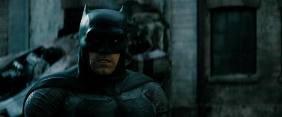 Captura del segundo trailer de Batman v Superman: Dawn of Justice (2016)