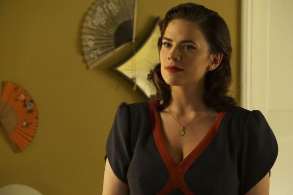 Imagen episodio 2x03: Better Angels, de la segunda temporada de Agente Carter