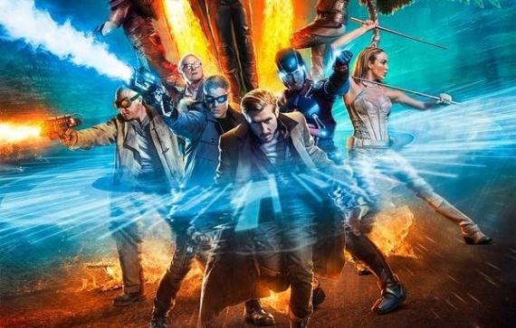 Recorte del póster de DC's Legends of Tomorrow