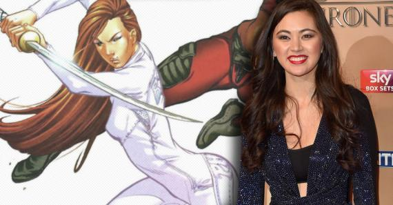 Jessica Henwick se une a Marvel's Iron Fist como Colleen Wing
