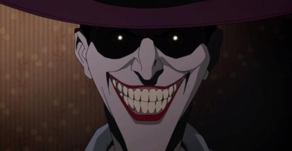 Captura del trailer de Batman: The Killing Joke (2016)