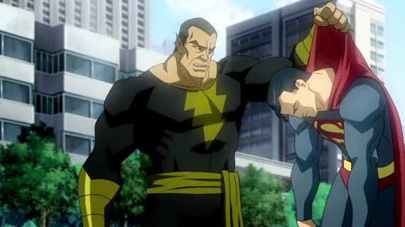 Captura de Superman / Shazam: El Regreso de Black Adam (2010)