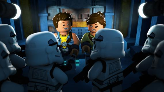 Imagen de LEGO Star Wars: The Freemaker Adventures