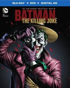 Carátula de Batman: The Killing Joke (2016)