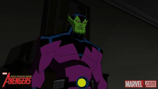 "Imagen de la segunda temporada de ""Avengers: Earth''s Mightiest Heroes"" en Blogs de YAAQUI"