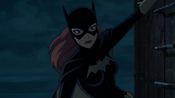 Imagen de Batgirl en Batman: The Killing Joke (2016)