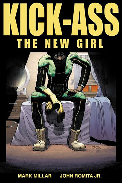 Nuevo cómic de Kick-Ass