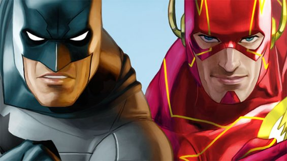 Imagen de Batman & The Flash: Hero Run (2014)