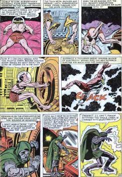 Imagen de The Fantastic Four #6, por Stan Lee y Jack Kirby