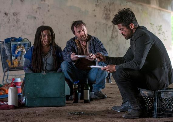 Imagen de Preacher 1x09: Finish the song