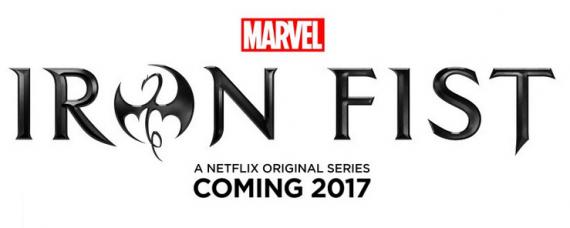 Logo de Marvel's Iron Fist