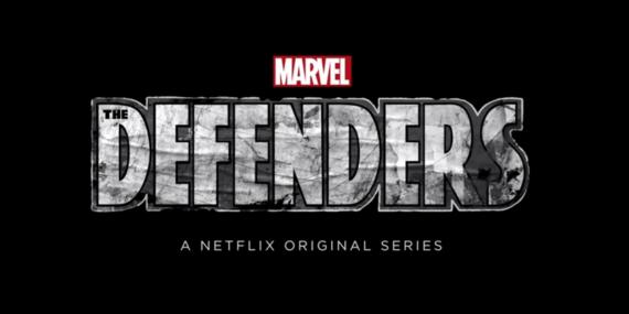 Logo de Marvel's The Defenders