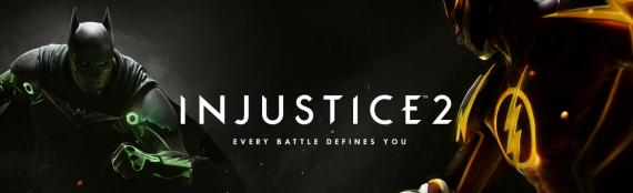 Póster de Injustice 2 (2017)