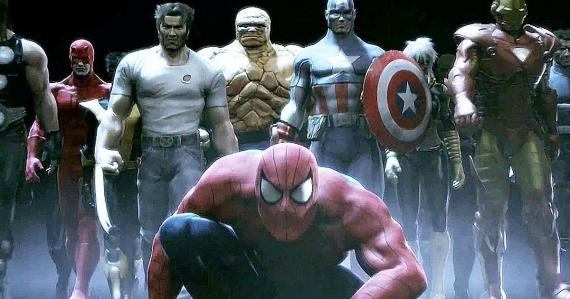 Captura del trailer de Marvel Ultimate Alliance 1 y 2 para PS4 y Xbox One