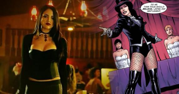 Eiza Gonzalez rumoreada como Zatanna en Justice League Dark