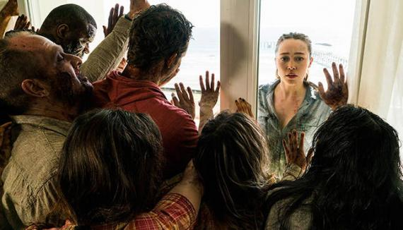 Fear The Walking Dead 2x10: Do Not Disturb