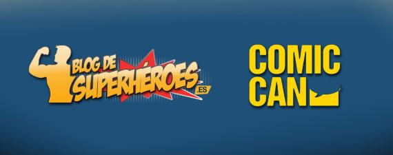 Colaboración entre Blog de Superhéroes y Comic-Can