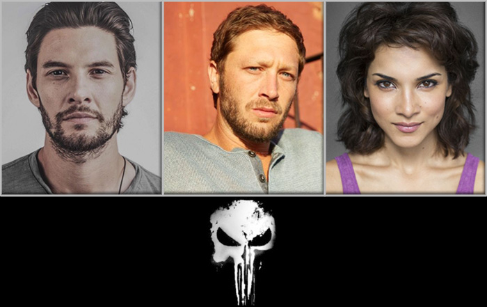 Ben Barnes, Ebon Moss-Bachrach y Amber Rose Revah se unen a The Punisher como Billy Russo, Micro y Dinah Madani