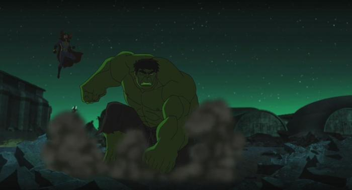 Captura del clip de Marvel's Hulk: Where Monsters Dwell (2016)