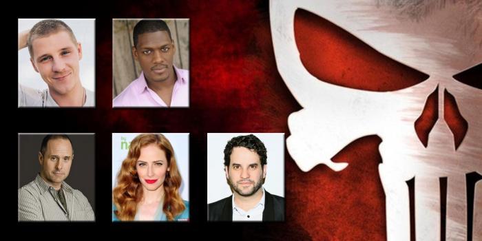 Marvel confirma otros cinco actores y personajes en el reparto de The Punisher