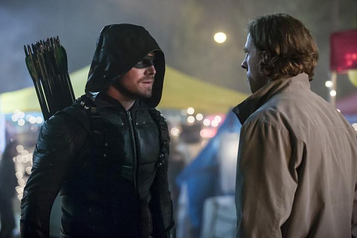 Imagen de Arrow 5x06: So it begins
