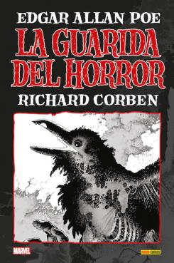 Portada de La Guarida del Horror: Edgar Allan Poe