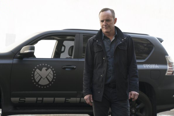 Imagen de Agentes de S.H.I.E.L.D. 4x08: The laws of inferno dynamics