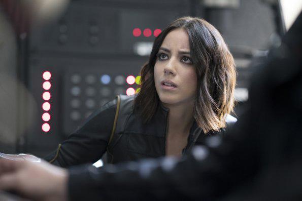 Imagen de Agentes de S.H.I.E.L.D. 4x08: The laws of inferno dynamics