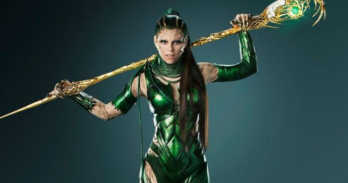 Rita Repulsa en Power Rangers (2017)