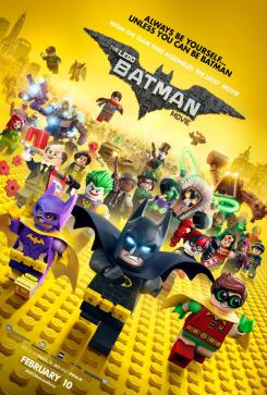 Póster de The LEGO Batman Movie