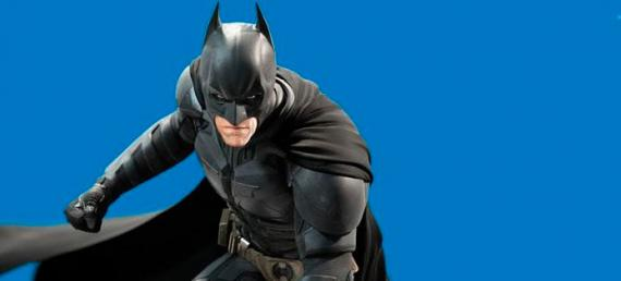 Imagen promocional de Batman en The Dark Knight Rises / El Caballero Oscuro: La Leyenda Renace (2012)