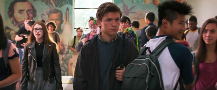 Captura del trailer de Spider-Man-Homecoming (2017)