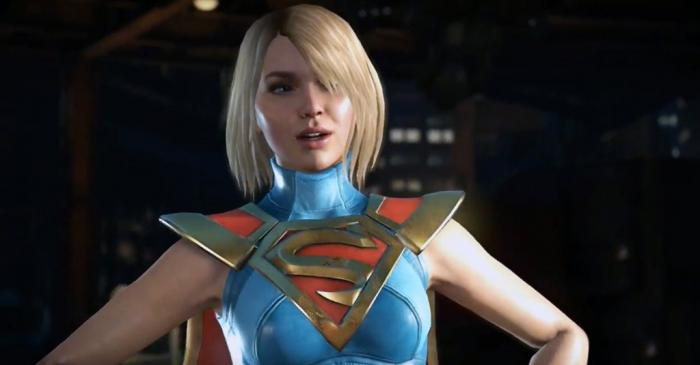 Supergirl en Injustice 2 (2017)