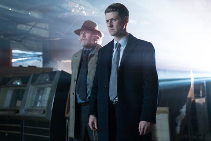 Imagen de Gotham 3x12: Ghosts
