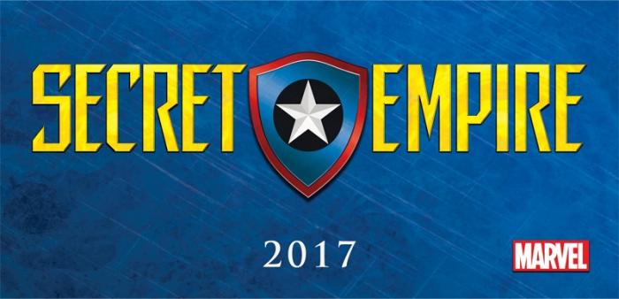 Marvel anuncia Secret Empire, un evento para 2017 centrado en Capitán América